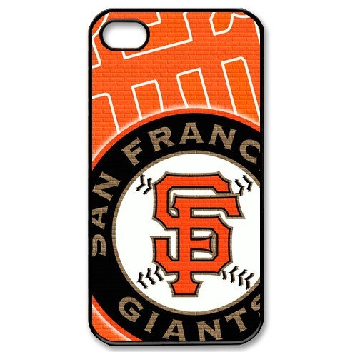 San Francisco Giants Hard Plastic Cellphone Case For Iphone 5 5s 6 6plus For baseball fans(China (Mainland))