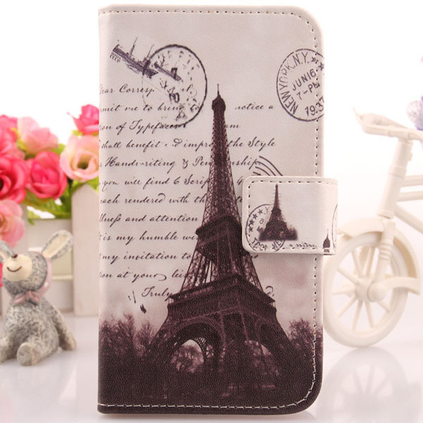 AIYINGE Case For Utime Smart PDA S36 I15 Mobile Phone Cover Colorful Leather PU Skin Book Design Wallet Bag & Card Slot(China (Mainland))