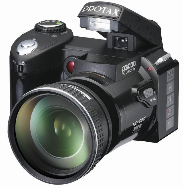 New digital camera D3000 tele wide 1600W pixels 3.0 inch TFT screen(China (Mainland))