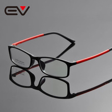 Big Promotion Fashion Unisex Men Women Square Acetate Frame Clear Lens Eye Glasses Frames 4 Color Oculos de grau EV1337 - EV Optical Frame&Sunglasses Manufacturer store