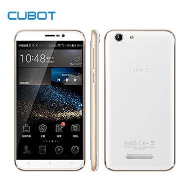Original Cubot Note S 2GB 16GB MT6580 Quad Core 4150mAh Battery 3G Smartphone