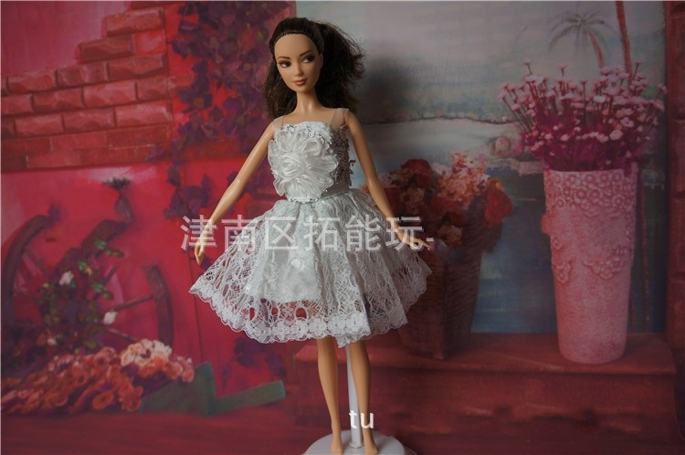for Barbie doll garments costume night costume / princess wedding ceremony costume a wide range of giant transport