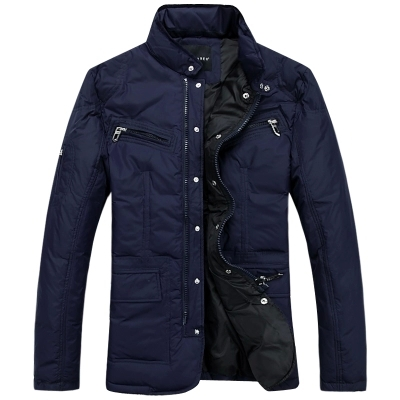 Winter men s clothes thick warm 90 white duck down jackets coats mens outdoor jacket POLOsports