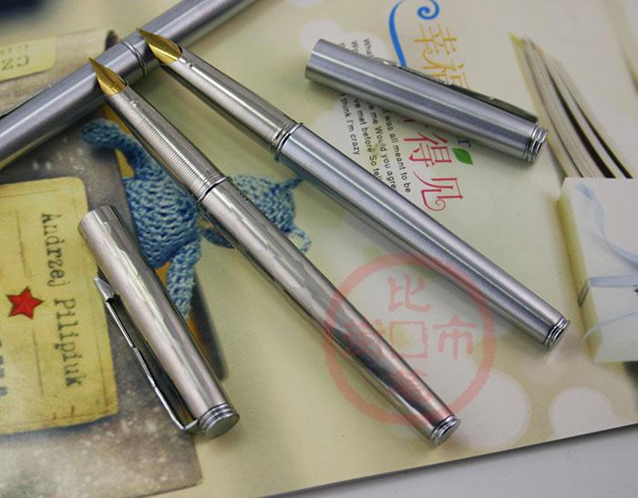 1Pcs/Lot   stainless steel fountain pen garland fountain pen  free  shipping<br><br>Aliexpress