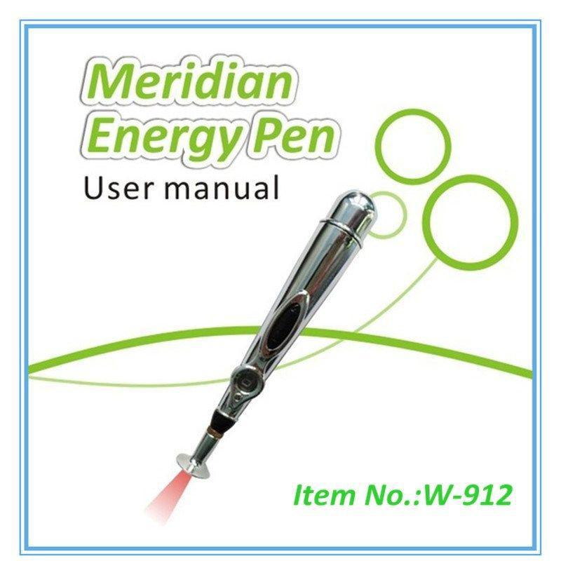 Meridian energy pen/TENS Acupuncture pen therapy instrument/Electrical stimulator/Physiotherapy/Chinese traditional medicine(China (Mainland))