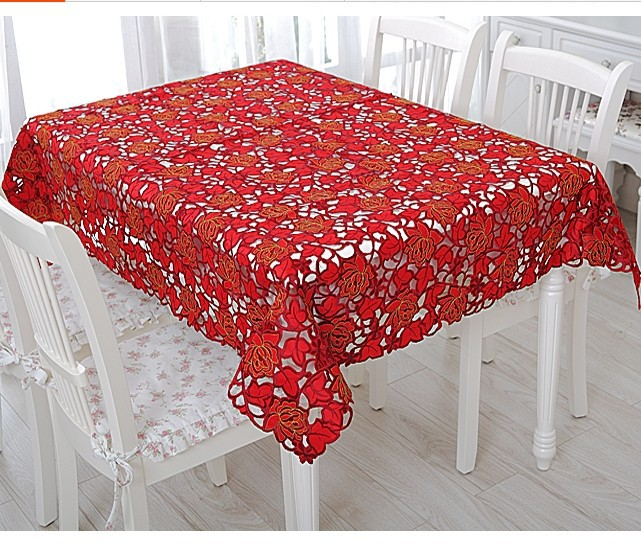 Tablecloth Embroidery Designs Promotion Shop For
