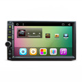 7 double din autoradio Car video player with Android 6 0 8G MAP card For