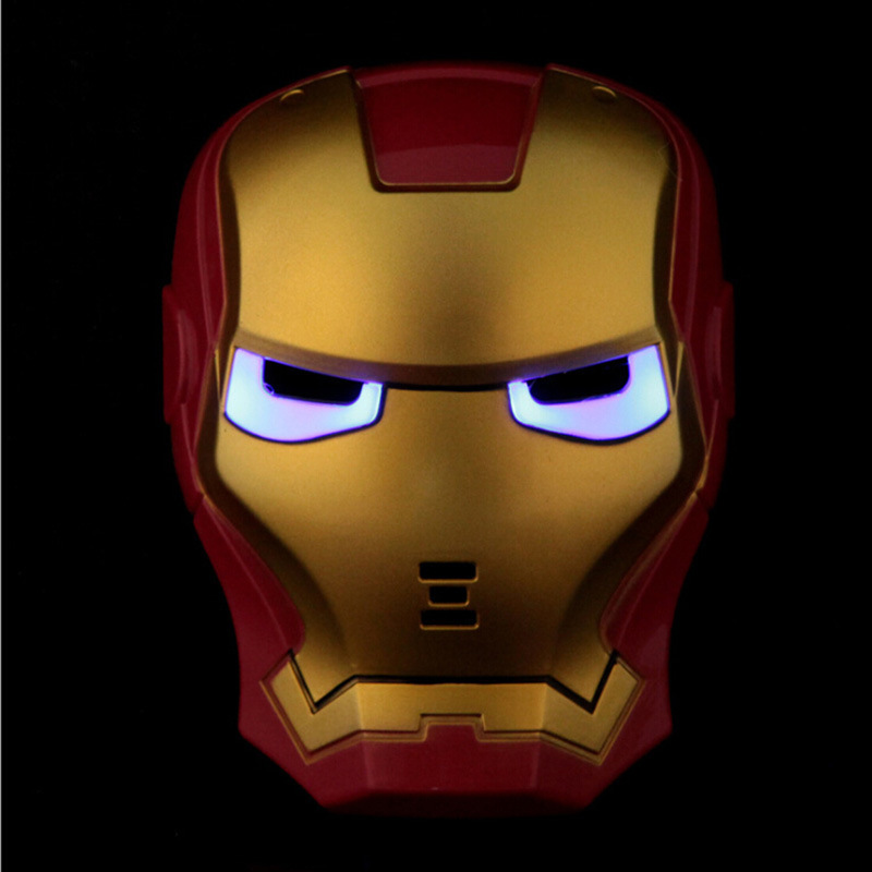 Gallery For > Iron Man Cartoon Mask