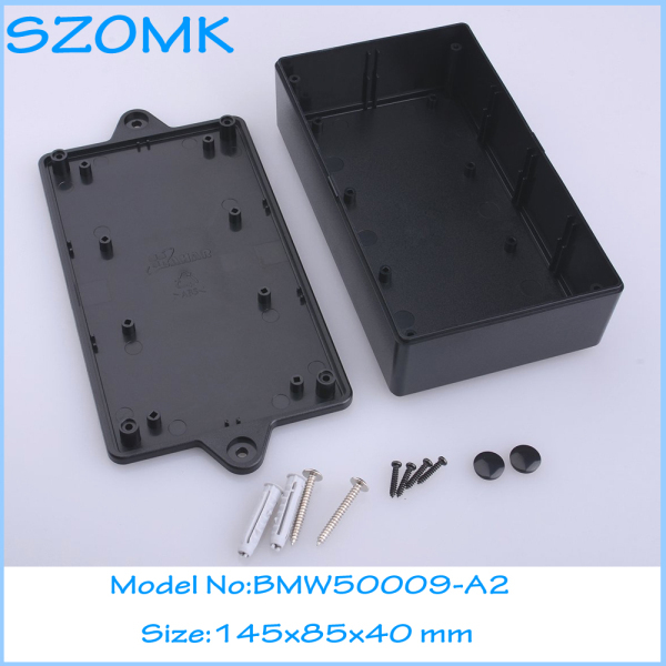 7 pcs/lot diy electronic box speaker box enclosure china outlet store enclosured plastic 145x85x40 mm(China (Mainland))