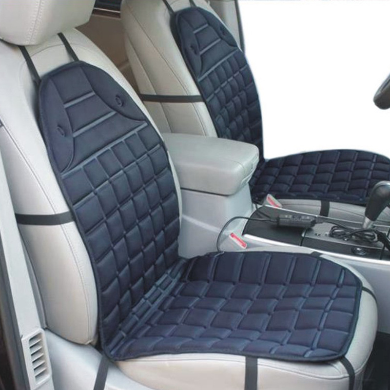 2015 fashion car heated cushion electric heating pad winter car seat car seat cushion auto. Black Bedroom Furniture Sets. Home Design Ideas