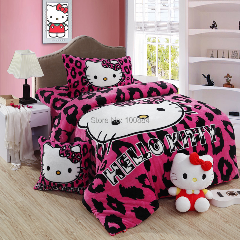 popular leopard print flannel sheets buy cheap leopard. Black Bedroom Furniture Sets. Home Design Ideas