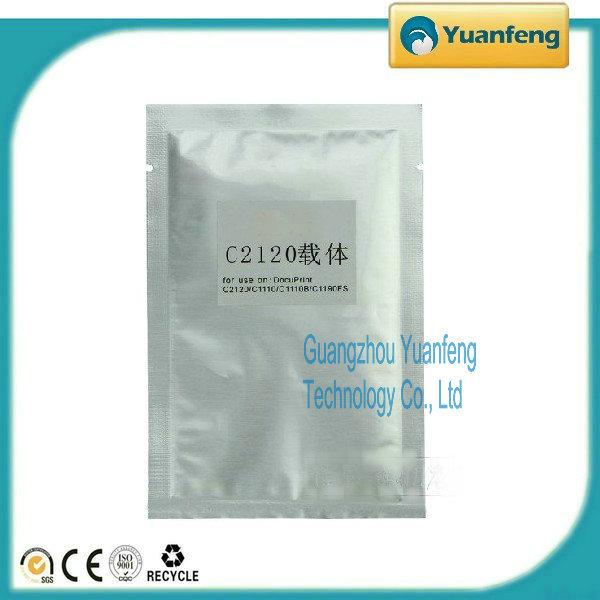 compatible XEROX Docuprint C2120 C1110 C1110B C1190FS developer /iron powder(China (Mainland))