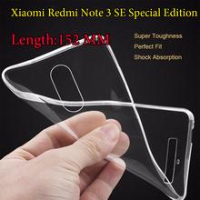 Buy Xiaomi Redmi Note 3 Pro Se Special Edition Case 0.6mm Ultrathin Transparent TPU Soft Cover Xiaomi Redmi Note 3 Pro Cover 152 for $1.08 in AliExpress store