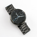 1 1 Original Stainless Steel Watchband For MOTO 360 1st generation Smartwatch 22mm Butterfly Clasp