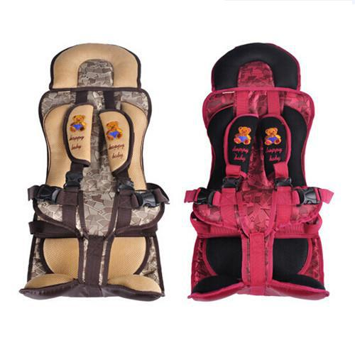 Portable Baby Kids Children Car Seats 9 Months-12 Years Old Child Safety Car Seat Infant Protect Auto Harness Carrier(China (Mainland))