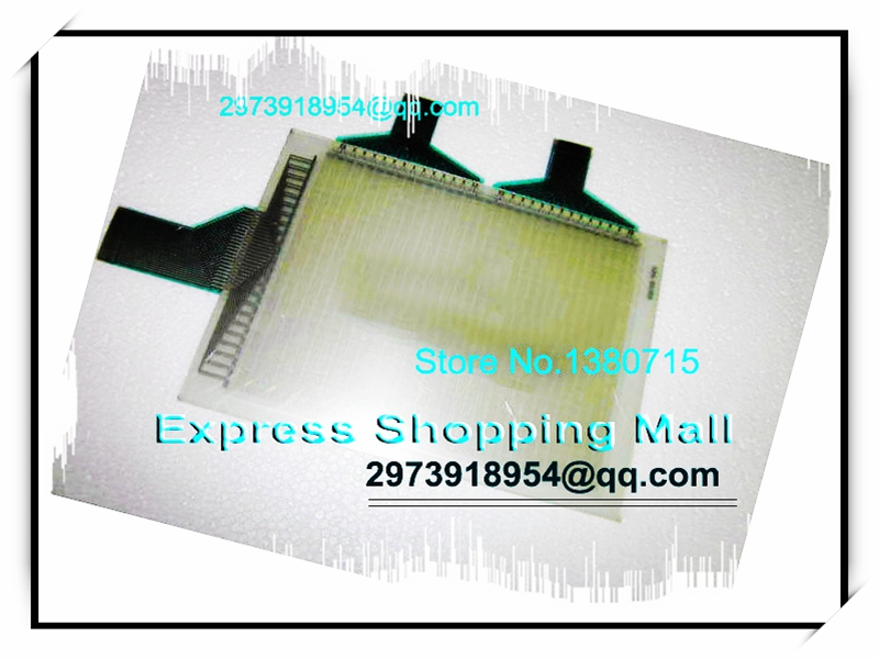 Фотография New touch screen glass NT620S glass panel for repair