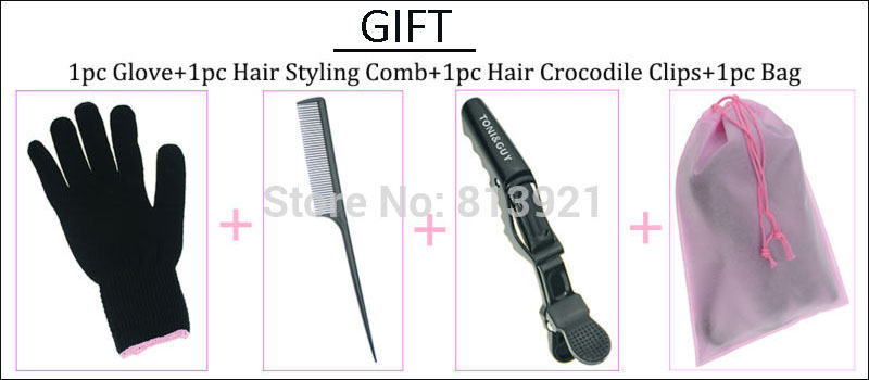 32mm Big Barrel Professional The Wand Curling Iron 1 1 4