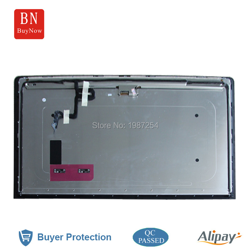 Genuine For Imac A1419 27'' LCD Screen Display Monitor With Glass 2012 2013 Year LM270WQ1(China (Mainland))