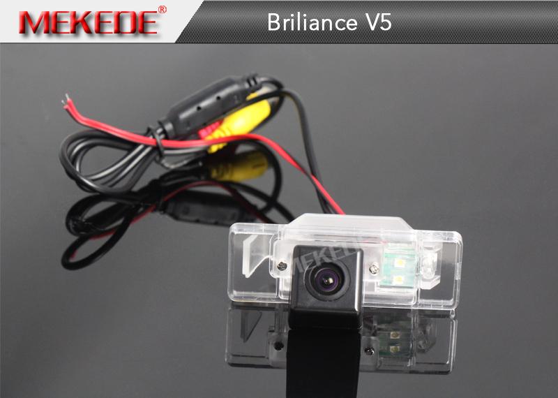 For China Zhong Hua V5 Car rear view Camera back up reverse waterproof 170 angle(China (Mainland))