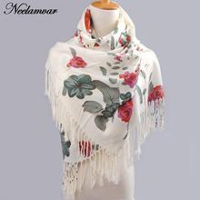 New Arrival ladies designer scarf Women's Spring Air-condition Shawls Pashmina Big Size Wool Cotton Women Winter Scarves 2015(China (Mainland))