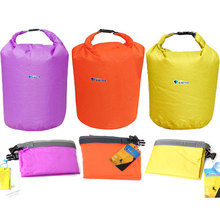 New Portable 20L Waterproof Bag Storage Dry Bag for Canoe Kayak Rafting Sports Outdoor Camping Travel Kit Equipment Wholesale(China (Mainland))