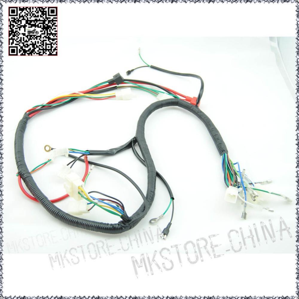Lifan Wiring Harness – Loncin 110 Atv Wiring Diagram