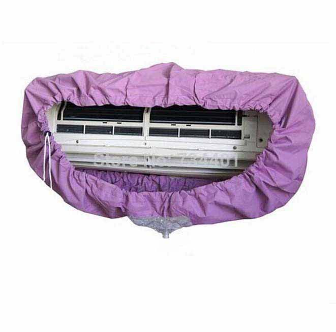 Гаджет  4Pcs/Lot ! Cleaning air conditioning cover of water A/C dust cover of water air conditioning cover water jacket for 1P-1.5P KF59 None Бытовая техника