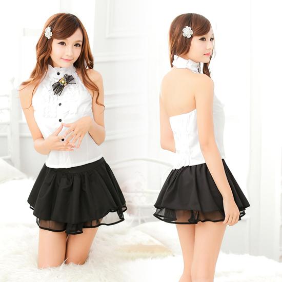 Sexy school uniforms school uniforms | uniforms temptation nightclubs | photography photo service | DS princess dress costumes -(China (Mainland))