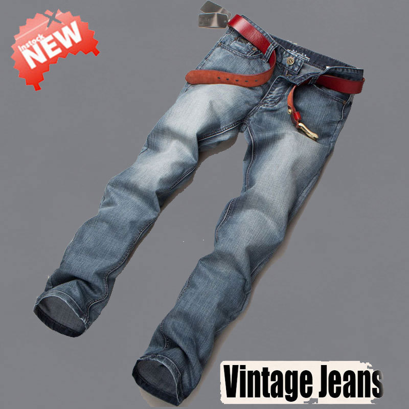 2015 New Fashion Brand Men Jeans,high quality 100% Cotton Ripped Jeans For Men Light Color Printed Jeans men summer style P866(China (Mainland))