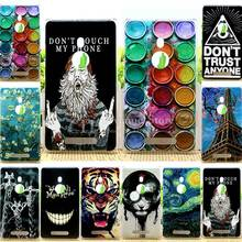New Arrival Perfect Design Paiting Back Cover Case For Nokia Lumia 925 N925 Phone Cases Hot Selling(China (Mainland))