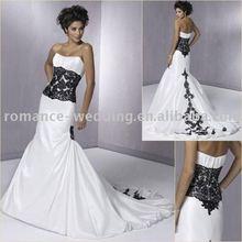 Sk0106 Stunning Mermaid Wedding Dress(China (Mainland))