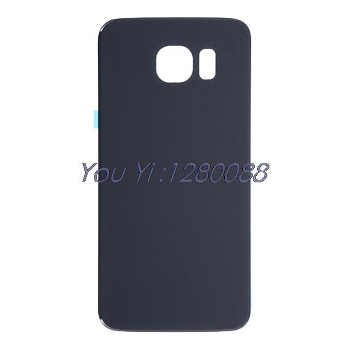 OEM Battery Door Back Housing Cover Case with Adhesive Sticker for Samsung Galaxy S6 edge G925(China (Mainland))