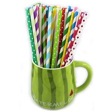 cheap drinking paper straws