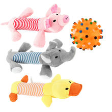 Бесплатная Доставка Собака игрушки молярная чистки зубов Сопротивление кусать игрушки для животных