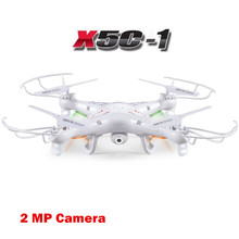 New X5C-1 (Upgrade Version X5C) RC Drone 6-Axis Remote Control Helicopter aerial photography Quadcopter With 2MP HD Camera