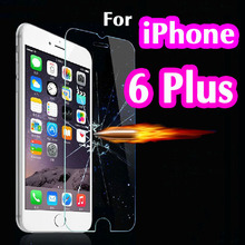 Ultra 0.3mm Explosion Proof Premium Tempered Glass Screen Protector Anti-scratch Protective Film For Apple iPhone 6 6S Plus 5.5