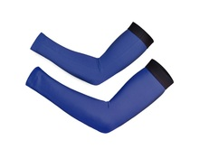 6 Color Cooling Lycra Arm Sleeves Sun Protective UV Cover 1 Pair Variety Color Sports Golf Fishing Arm Warmers(China (Mainland))