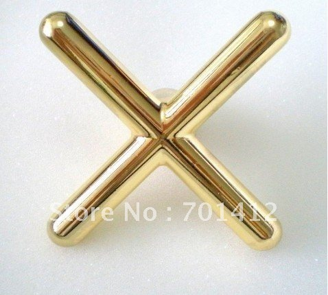 Free shipping 2pcs/lot Brass Bridge butt rest Head for Pool snooker Cue Billiard table stick(China (Mainland))
