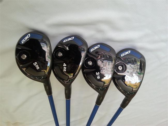 "Brand New Golf Clubs G 30Hybrids G 30 Golf Hybrids 17""/19""/22""/25"" Degree Regular/Stiff Graphite Shaft With Head Cover(China (Mainland))"