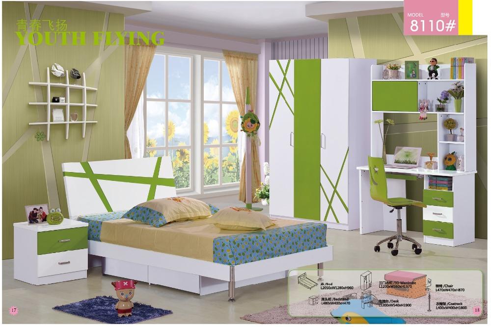 2016 Direct Selling Loft Bed Set Kids Table And Chair Wood Kindergarten Furniture Camas Lit Enfants Meuble Childrens Bunk Beds(China (Mainland))