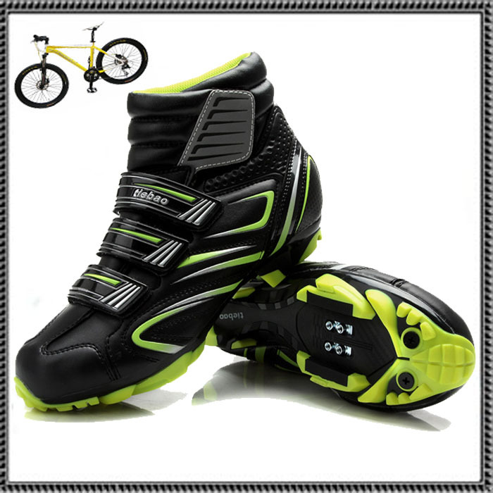 Tiebao Cycling Shoes Men's Professional Cycling Shoes Self-locking