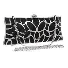 HOT metal clutch purse bag rhinestones women handbags shoulder bags evening bags for wedding bag