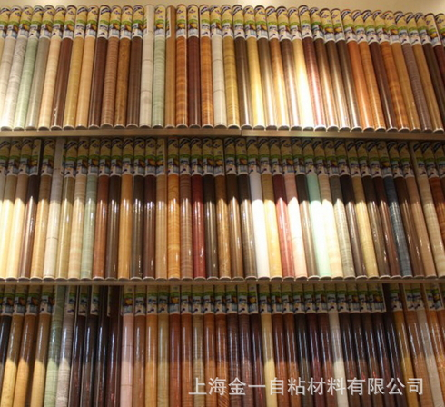 Thickening of marble kitchen cabinet countertop pvc self adhesive paper wallpaper boeing film furniture stickers(China (Mainland))