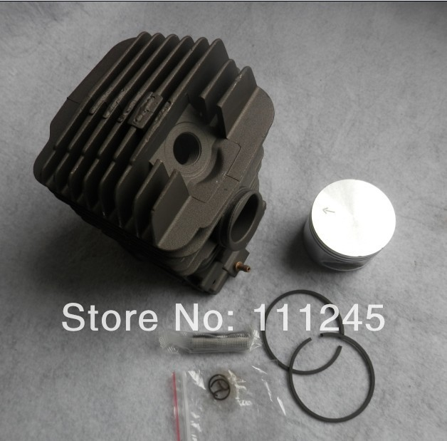 NEW 46MM CYLINDER ASSY FOR CHAINSAWS 029 039 MS290 MS390 FREE SHIPPING  ZYLINDER  PISTION KIT REPLACE STIHL PART# 1127 020 1210<br><br>Aliexpress