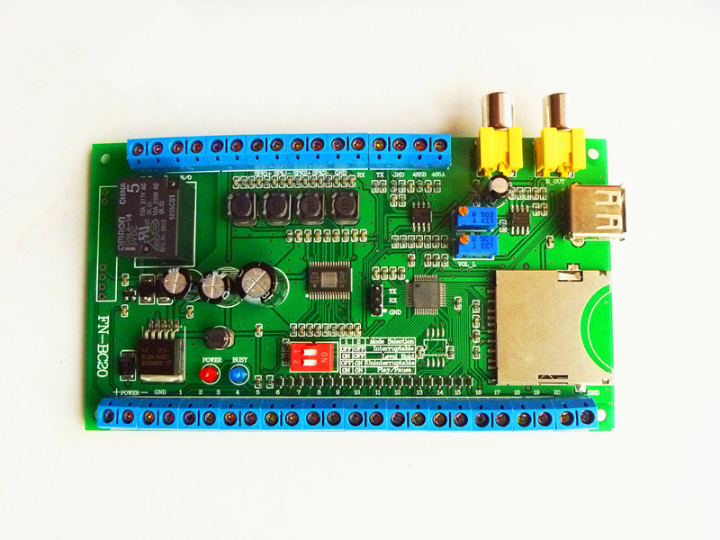 Multi-functional MP3 Decoder Board with 2x15W Class D Amplifier, 2015 New Model<br><br>Aliexpress