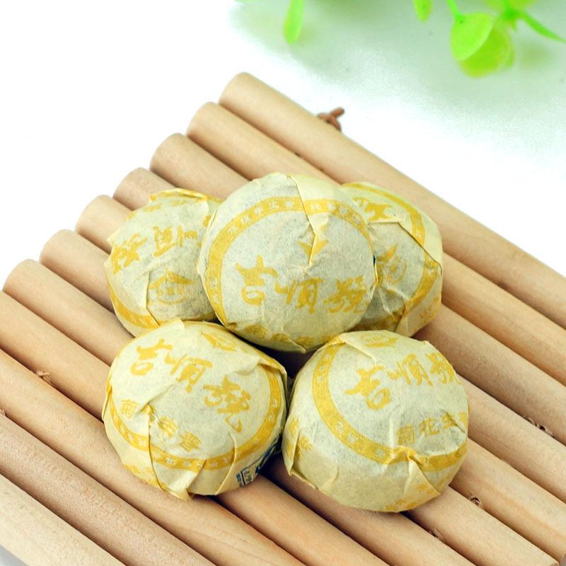 Chrysanthemum Tea Raw Puerh Chinese Puer Tea Oldest Yunnan Pu Er Tea Honey Sweet Pu erh