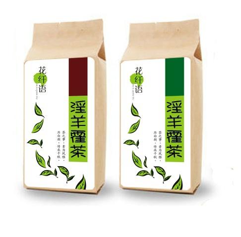 Гаджет  2014 Hot sale Green Natural Epimedium Tea bag 100g Chinese traditional Male health care Organic herbal tea Viagra For Men None Еда