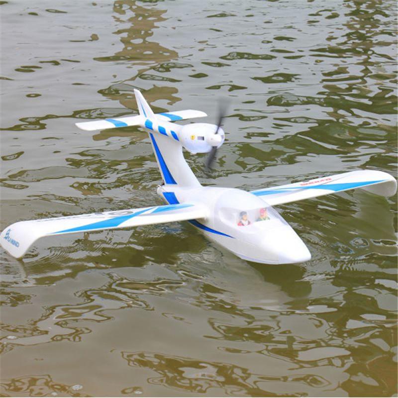 Dynam Seawind Blue 1220mm 48inch Wingspan RC Seaplane PNP Plane(China (Mainland))
