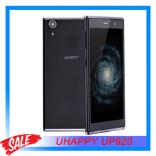 "Original UHAPPY UP920 5.5"" Android 4.4 Smartphone MTK6592 Octa Core 1.7GHz ROM 16GB+RAM 2GB OTG GPS GSM & WCDMA"