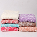 7 Colors Newborn Receiving Blanket Baby Photography Wraps Studio Props Photo Shoot White Dot 160 100cm